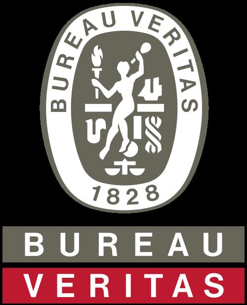 Bureau Veritas logo for corporate video page
