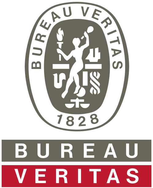 Bureau Veritas logo for corporate video page